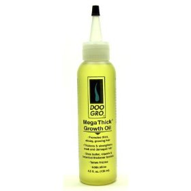 Doo gro mega thick growth oil 4.5 fl oz (135 ml)