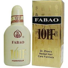 Hair regrowth treatment, fabao 101f, 5 bottles