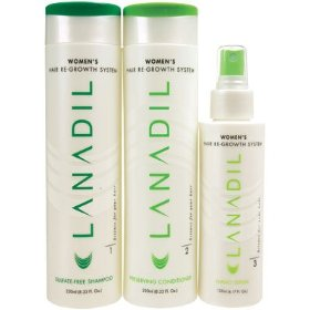 Lanadil hair system trio