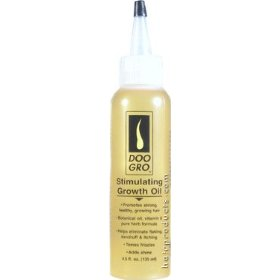 Doo gro stimulating growth oil 4.5 fl oz (135 ml)