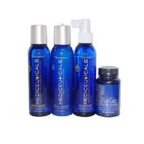 Therapro * hair follicle support system * non-chemically treated hair formula