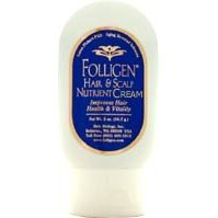 Folligen cream for hair loss and thinning hair lines