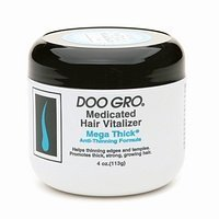 Doo gro medicated hair vitalizer, mega thick anti-thinning formula 4 oz (113 g)