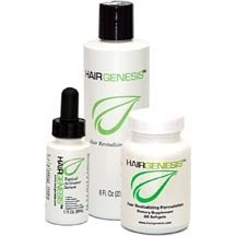 Hair genesis hair loss treatment system