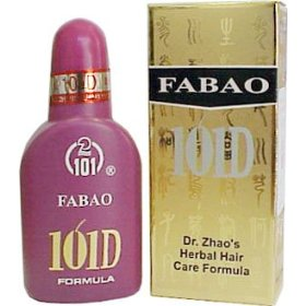 Hair loss treatment: fabao 101d