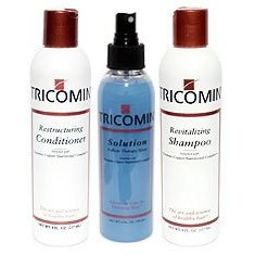 Tricomin triple pack