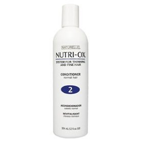 Nutri-ox system conditioner for normal/fine hair 12 oz