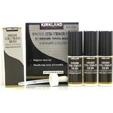 Minoxidil-5% extra strength hair regrowth for men, 3 month supply