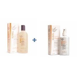 Complete treatment: anti hair loss shampoo and hair loss treatment lotion