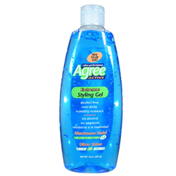 AGREE Extreme Styling Gel Maximum Hold Ultra Shine 14oz/397g