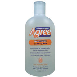 AGREE Nourishing Shampoo for Normal Hair 15.4oz/455ml