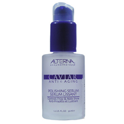 ALTERNA Caviar Anti-Aging Polishing Serum Controls Frizz & Adds Shine 1oz/30ml