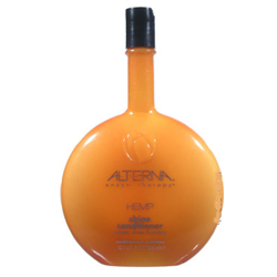 ALTERNA Enzymetherapy Hemp Shine Conditioner Restores, Shines & Protects 10.1oz/300ml