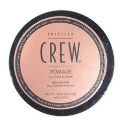 AMERICAN CREW Pomade for Hold & Shine Quality Grooming Products for Men 3.53oz/100g