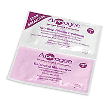 ApHogee 2-Step Protein Treatment and ApHogee Balanced Moisturizer