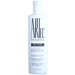 ARTEC Brunettes Color Depositing Shampoo Blue Orchid 8oz/237ml