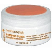 Healthy sexy hair pumpkin puree treatment masque 8.5 oz