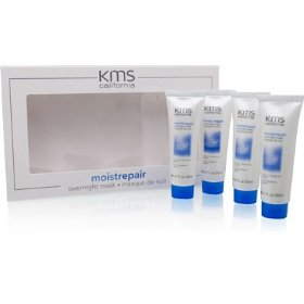 Kms moistrepair overnight mask 4 piece kit