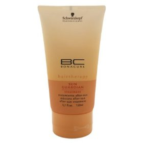 Schwarzkopf bc bonacure sun guardian after sun treatment 5.1 oz
