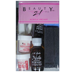 BEAUTY 21 Acrylic Pro Kit
