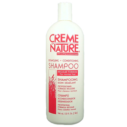 CREME OF NATURE Professional Detangling Conditioning Shampoo Regular Formula for Normal Hair 32 oz/946 ml