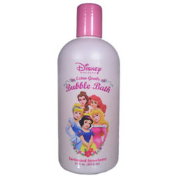 DISNEY Princess Extra Gentle Bubble Bath Enchanted Strawberry 11oz/325.6ml