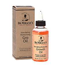 Dr. Miracles Stimulating Moisturizing Gro Oil