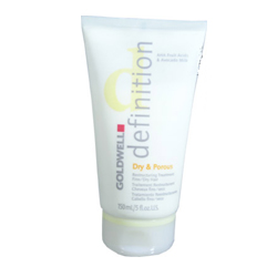 GOLDWELL Definition Dry & Porous Reconstructing Treatment for Fine Dry Hair 5oz/150ml
