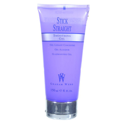 GRAHAM WEBB Stick Straight Smoothing Gel for Volume, Shine & Anti-Frizz 6oz/150ml