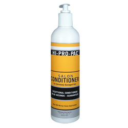 HI-PRO-PAC Salon Conditioner for Extremely Damaged Hair Exceptional Conditioning in 60 Seconds Guaranteed 16oz/500ml