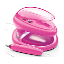 HOT SPA Manicure/Pedicure System with 7 Attachments and Ultraviolet Nail Dryer (Model:61522P)