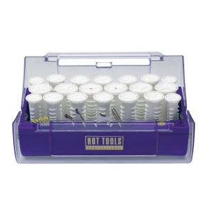 HOT TOOLS Hot Setter 20 Hairsetter Cool Touch Rollers in 3 Sizes 1321