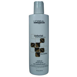 LOREAL Colorist Collection Brunettes Color Depositing Shampoo Walnut 8oz/237ml
