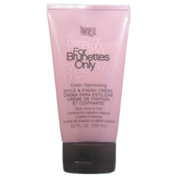 PANTRESSE For Brunettes Only Color Optimizing Style & Finish Creme