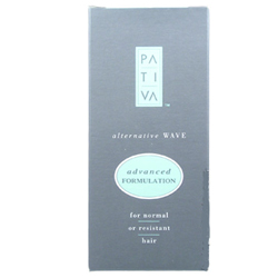 PATIVA Alternative Wave advanced Formulation for Normal or Resistant Hair