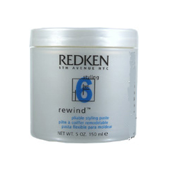 REDKEN 5th Avenue NYC Styling No. 6 Rewind Pliable Styling Paste 5oz/150ml