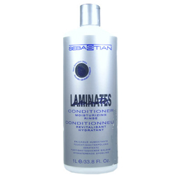 SEBASTIAN Laminates Conditioner Moisturizing Rinse for Dry, Frizzy or Chemically Treated Hair 1L/33.8oz