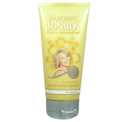 SUNSILK Blonde Bombshell Color Boost for Highlighters 6oz/170g