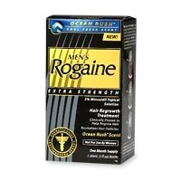 Mens rogaine extra strength hair regrowth treatment - 2 oz