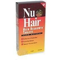 Natrol nu hair hair regrowth tablets for men blister-50 tablets