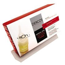 Vichy dercos aminexil sp94 hair loss treatment for women 18x6 ml + 6 vials for free