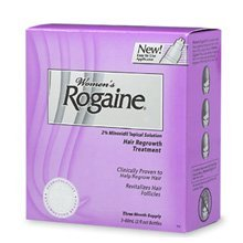 Rogaine regular strength hair regrowth treatment for women 2 oz