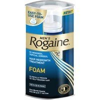 Rogaine men's foam 3-pack (3 - 60g cans)