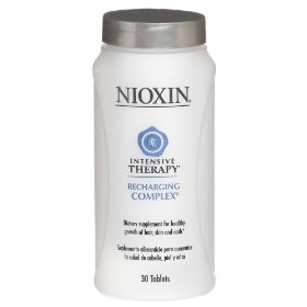 Nioxin intensive therapy recharging complex, 30-count bottle