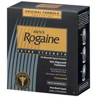 Rogaine extra strength for men triple pack 3x2oz