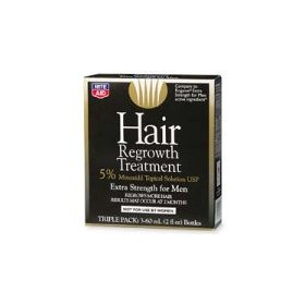 Rite aid extra strength hair regrowth treatment for men, 5% minoxidil