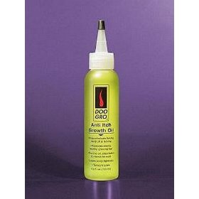 Doo gro anti-itch growth oil 4.5 fl oz (135 ml)