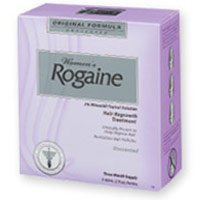 Rogaine regular strength for women triple pack 3x2oz