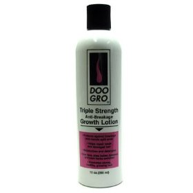 Doo gro triple strength anti-breakage growth lotion 12 oz (355 ml)