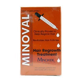 Minoval hair regrowth treatment 60ml